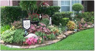 Landscaping Ideas For Small Gardens Garden Ideas For Small Gardens Best 25 Front Yard Flowers Ideas
