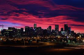 Sunrise Sunset Map Best Places To See The Sun Rise And Set In And Around Denver 303
