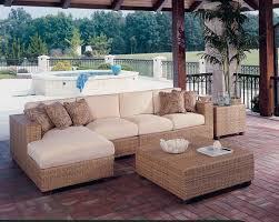 Cleaning Wicker Patio Furniture - spring cleaning backyard checklist patio productions