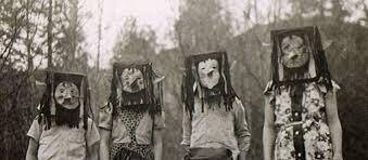 creepy vintage halloween photos scarier than anything you u0027ll see