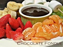 Chocolate Covered Strawberries Recipe Dishmaps 21 Best Fondue Images On Pinterest Chocolate Fondue Chocolate