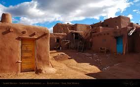 adobe houses cool adobe home on image a pueblo adobe house plan design to build