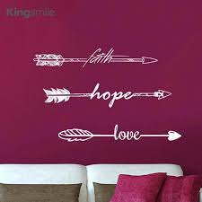 wall ideas faith wall decor plaques signs faith hope love stone
