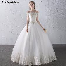 aliexpress com buy newest style princess lace wedding dresses