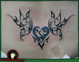2 butterfly lower back tattoo and love best furniture