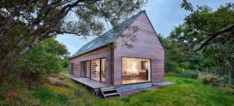 Cottage House Kits by Modern Self Build House Kits From Hebridean Contemporary Hom