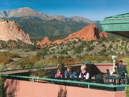garden of the gods visitor and nature center colorado com