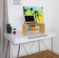 small stand up desk standing desk monitor laptop or small keyboard stand stand up