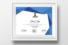 diploma certificate template stationery templates creative market