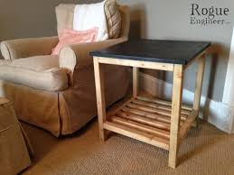 Free Wood End Table Plans by Top 25 Best End Table Plans Ideas On Pinterest Coffee And End