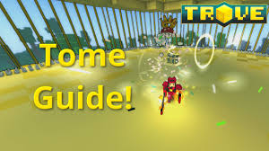 Gembox Spreadsheet Trove Tome Guide Tutorial How To Obtain All Tomes Youtube