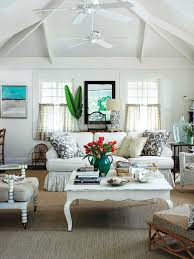 Beach Cottage Home Decor Top Beach Cottage Living Rooms 92 Upon Small Home Decor