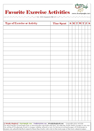 exercise chart templates amazon com total gym exercise chart