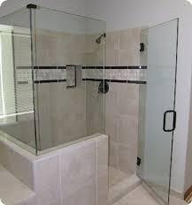 custom frameless shower glass doors seattle bellevue issaquah wa