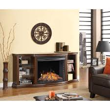 interior design amazing lowes electric fireplace tv stand for