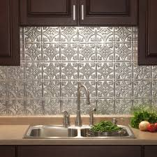 stick on backsplash for kitchen facade traditional style 1 polished copper backsplash 18 inch x