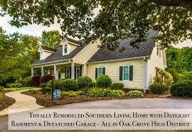 open house a southern living style fully renovated home