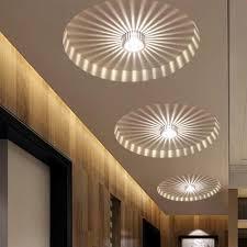 corridor lighting modern corridor porch lights creative ceiling lights flush mounted