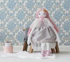 Pottery Barn Willow Table Boho Princess Designer Doll Willow Pottery Barn Kids