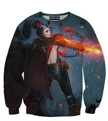 league of legends vayne shirt 3d t shirts lol clothing hoodie