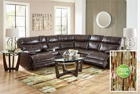 9 piece natalia reclining living room collection