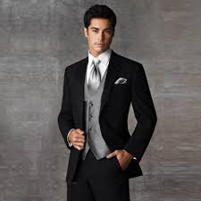costard homme mariage black with grey wedding suits for style costume homme
