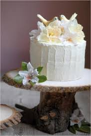 Wedding Cake Ideas Rustic Diy Rustic Wedding Cake Stand Once Wed