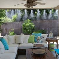 Misters For Patio by Misting Systems Patio Misters Metro Mist Phoenix
