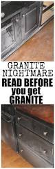 granite nightmare pictures to prove it redhead can decorate
