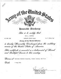 honorable discharge certificate honorable discharge certificate for gus a stavros