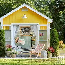 Garden Shed Decor Ideas Inspired Spring Decor 25 Ways To Refresh Your Home