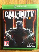 black ops 3 xbox one black friday call of duty black ops 3 iii xbox one game 1st class signed ebay