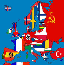 European Flags Images Flag Map Of Europe 1938 By Dinospain On Deviantart