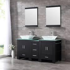 Modern Vanity Cabinets For Bathrooms Modern Bathroom Vanity Ebay
