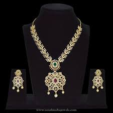 white stones necklace set images Grand white stone necklace sets jewelry pinterest jewelry jpg
