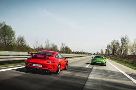 porsche gt3 reviews specs u0026 prices top speed mercedes amg gt r vs porsche 911 gt3 motor