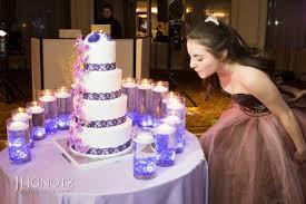 sweet 16 candelabra candle lighting displays balloon artistry