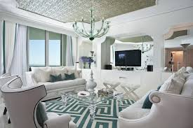 Turquoise Living Room Decor 72 Living Rooms With White Furniture Sofas And Chairs