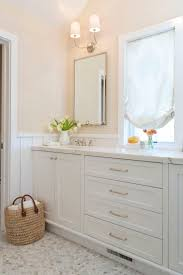 Painted Bathroom Cabinets by Top 25 Best Peach Bathroom Ideas On Pinterest Bathroom Rugs