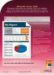 amazon com microsoft access 2010 software