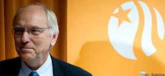 När Vattenfalls nuvarande vd Lars G Josefsson om en månad lämnar posten som ... - Lars-G-Josefsson-435