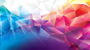 wallpaper of colorful colorful polygons wallpapers colorful wallpapers hd wallpapers top