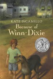 because of winn dixie discussion questions scholastic