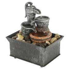 table top fountains linda u0027s home style living