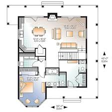 Country Cottage Floor Plans 235 Best Cottage Floor Plans Images On Pinterest Small House