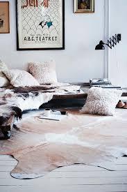 247 best cowhide rug interior design ideas images on pinterest