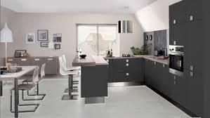 cuisine moderne ouverte sur salon modele cuisine ouverte sur salon comptoir séparation