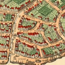 Map Manhattan New York In 1674 Lower Manhattan Vintage Map Battlemaps Us