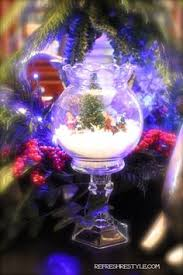 wine glass snow globe christmas pinterest globe snow and wine