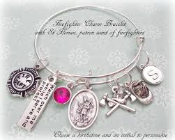 personalized gifts jewelry firefighter gift protection jewelry for firefighter personalized